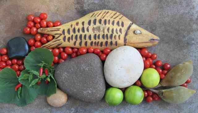 local produce..yummy!