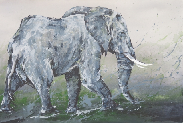 Mahove Bull, acrylic on canvas board, 2 X 3 feet lo res.jpg