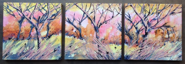 Woodland sunset (triptych) lo res.jpg