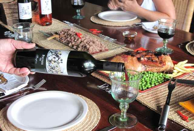 a feast...