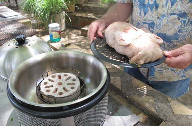 roast time...