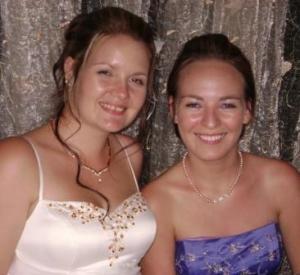 Bianca and Kelli