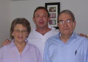 Liz, Simon and Peter
