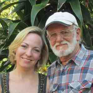 Kelli and Gramps