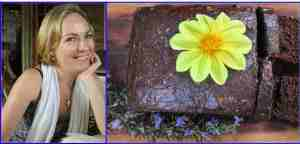 Kelli makes Lin a birthday cake 2013