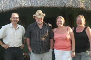 Kurt, Clive, Debbie and Rebecca