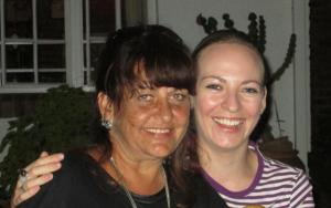 Lorraine and Kelli