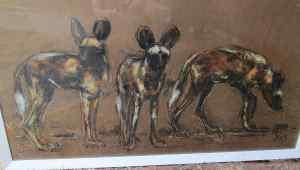 """Threesome Dogs"""