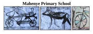 Mahenye primary school banner