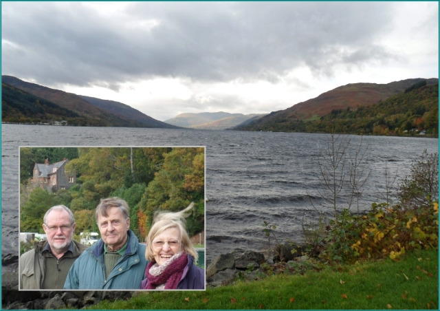Clive, Bruce and Paddy at Loch Earn.jpg
