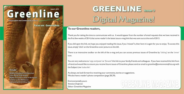 greenline magazine