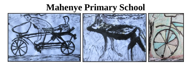 Mahenye primary school art