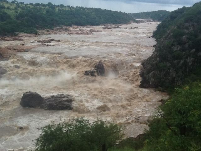 Chivalila Falls