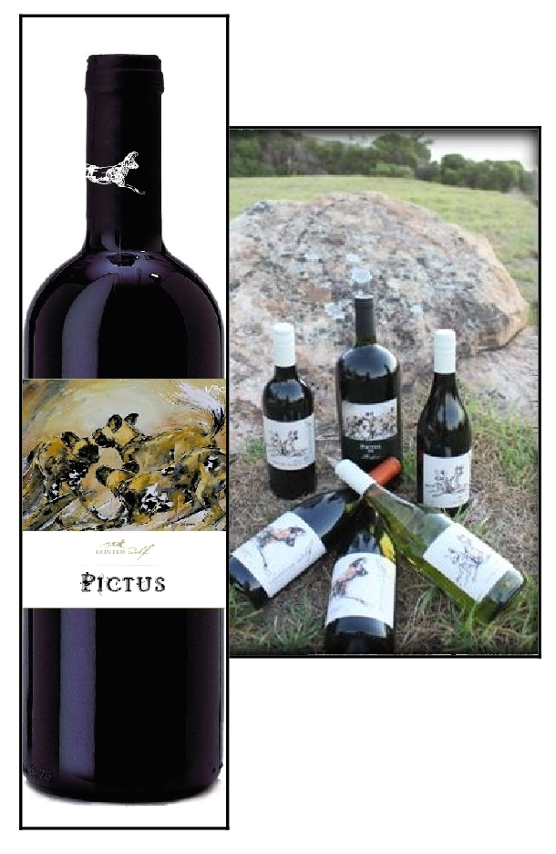 Painted Wolf Wines-yummy!