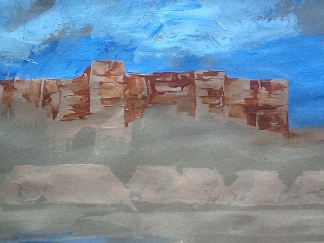 Cliffs...