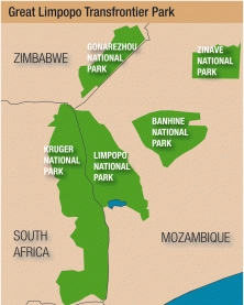 GLTP map
