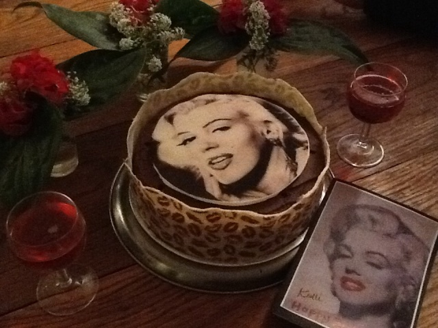 Marylin Munroe Cake