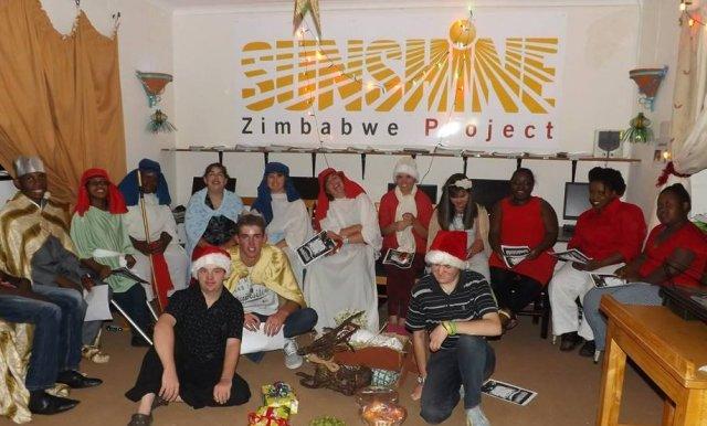 Sunshine Zimbabwe Project