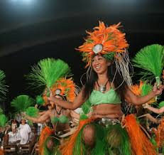 culture in French Polynesia...