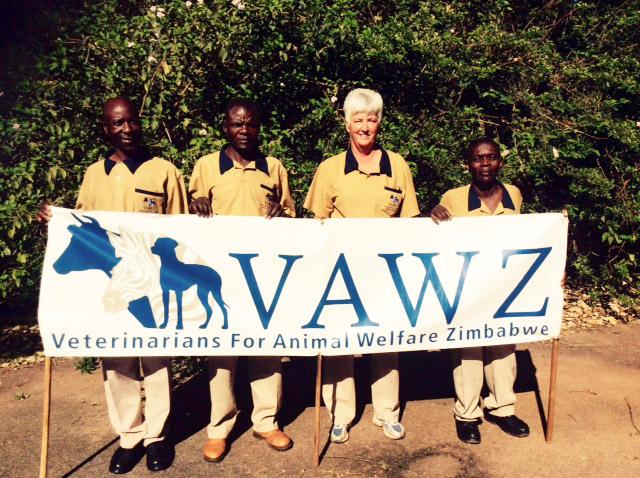some of the VAWZ team...
