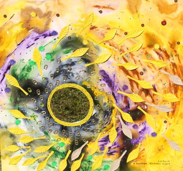 "the final ""Sunshine"" artwork...."