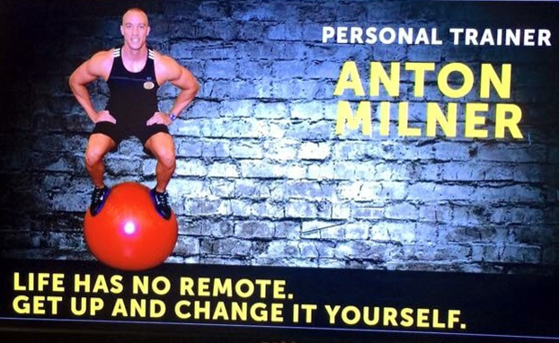 Personal Trainer Anton Milner
