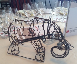 Snare wire elephant from PDC