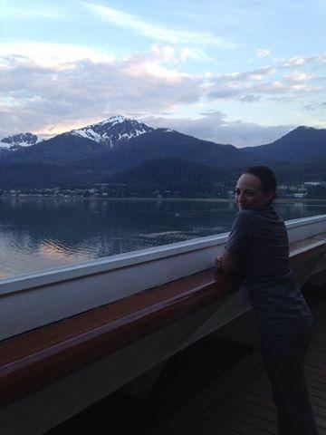 Kelli in Alaska