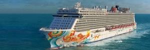 The Norwegian Getaway what a Cruise Ship....!