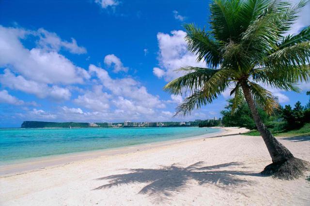 gorgeous Guam...