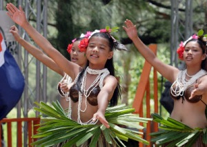 Saipan dancers