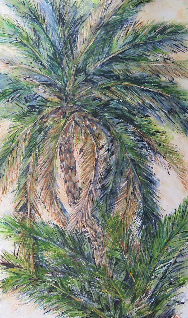 Phoenix reclinata, acrylic on loose canvas, 145 x 86 cm lo resjpg.jpg