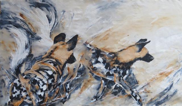 Pep Rally III, acrylic on loose canvas, 106 x 180 cm lo res.jpg