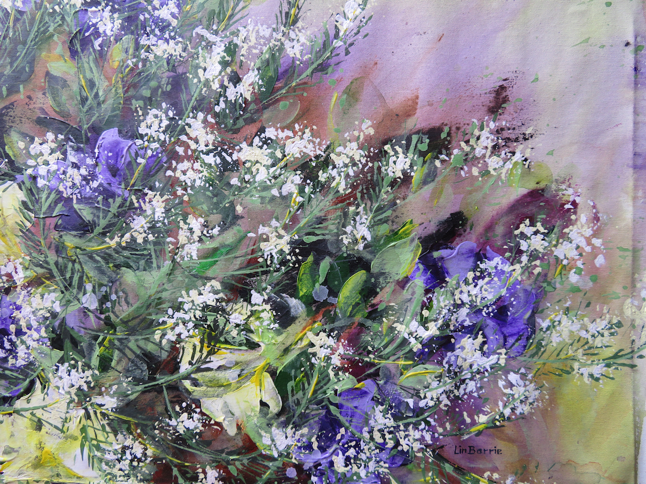 Alyssum and Petunias, acrylic on loose canvas, 61 x 91 cm lo res.jpg