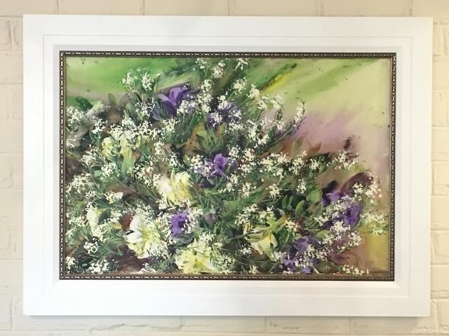 Alyssum and Petunias, acrylic on loose canvas, 61 x 91 cm lo resjpg.jpg