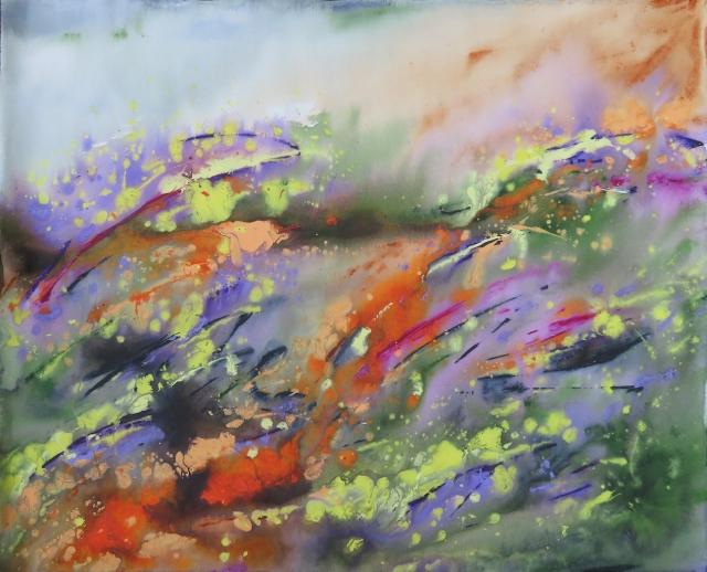 Fynbos Abstract, acrylic on loose canvas, 90 x 111 cm lo res.jpg