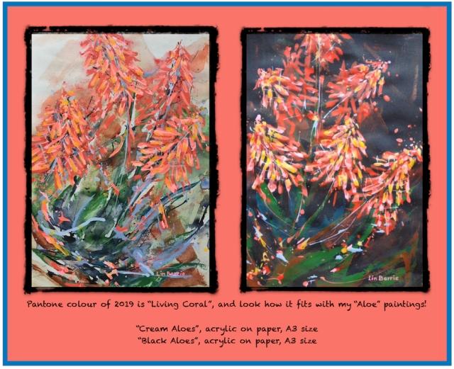 pantone colour and aloe paintings.jpg